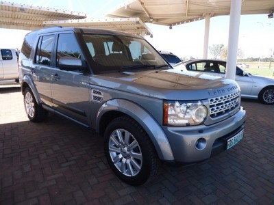 Used landrover Discovery 3 in Vereeniging