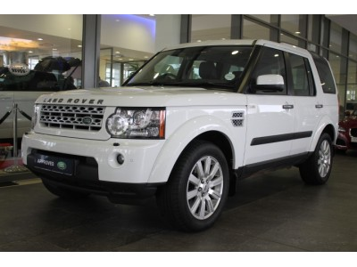 Used jaguar Discovery 4 in Durban