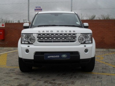 Used jaguar Discovery 4 in Witbank