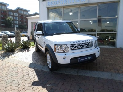 Used jaguar Discovery 4 in Bedfordview