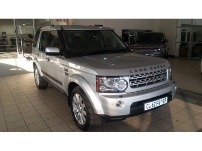 Used jaguar Discovery 4 in Roodepoort