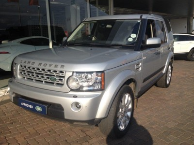 Used jaguar Discovery 4 in Oakdene