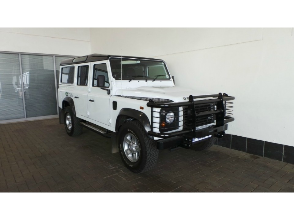 2014 Defender 110 110 STATION WAGON SE