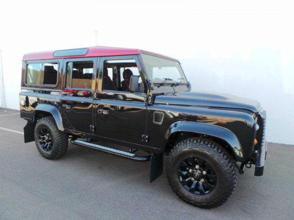 Defender 110 Pre Owned Land Rover Approved South Africa