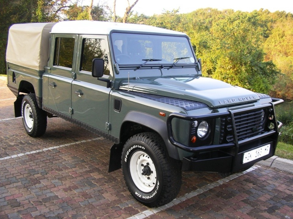 2014 Defender 130 High Capacity Pick-Up