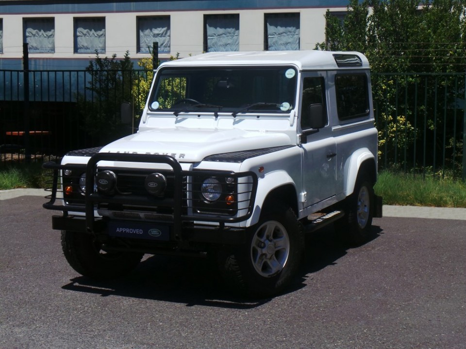 2012 Defender 90 E PACK UVL