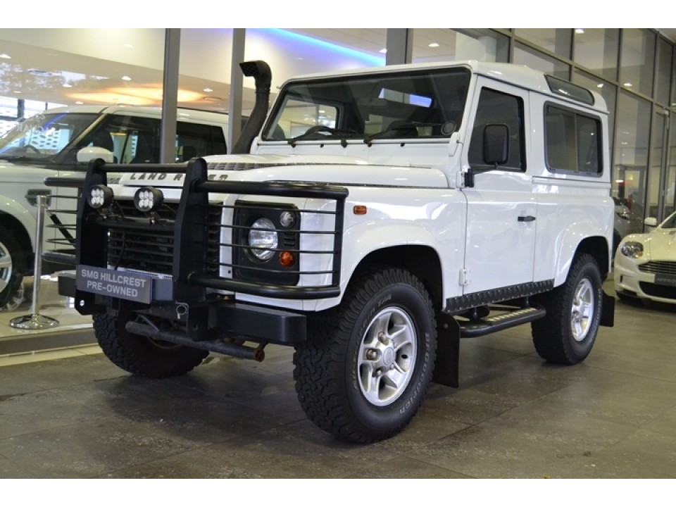 2013 Defender 90 STATION WAGON