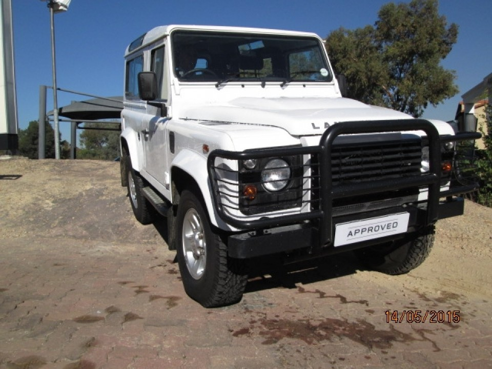 2013 Defender 90 E PACK UVL