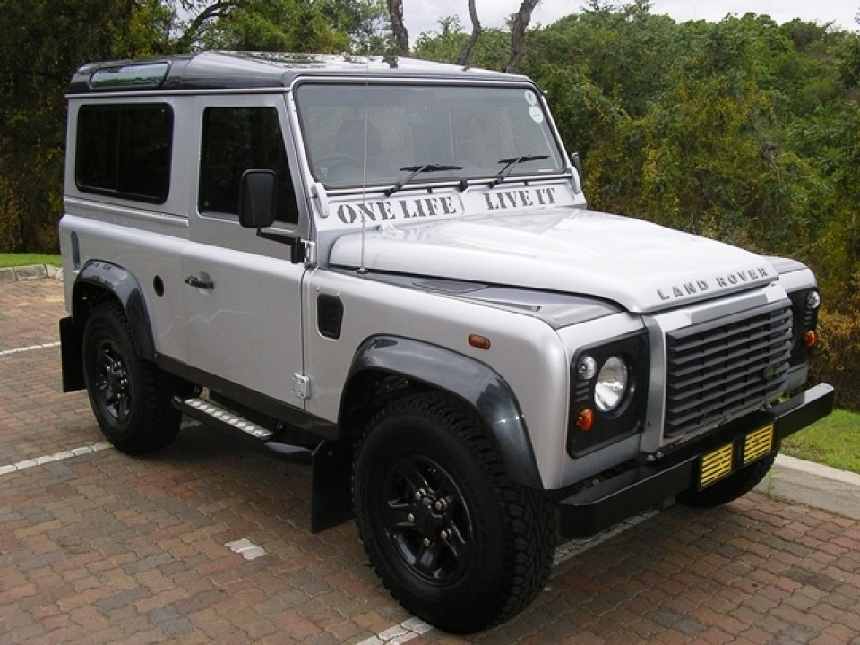 2014 defender 90 station wagon