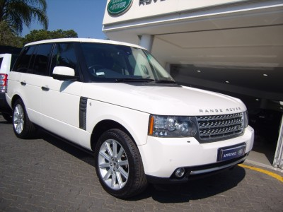 Used jaguar Range Rover in Sandton