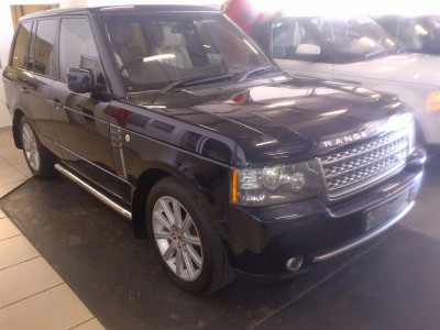 Used jaguar Range Rover in Polokwane