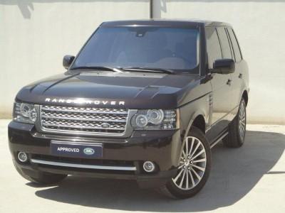 Used jaguar Range Rover in Al Hamriya