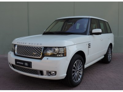 Used jaguar Range Rover in Dubai