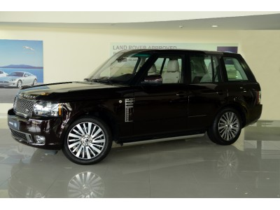 Used jaguar Range Rover in Erbil