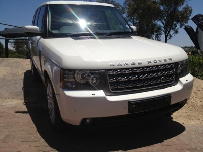 Used jaguar Range Rover in Fourways
