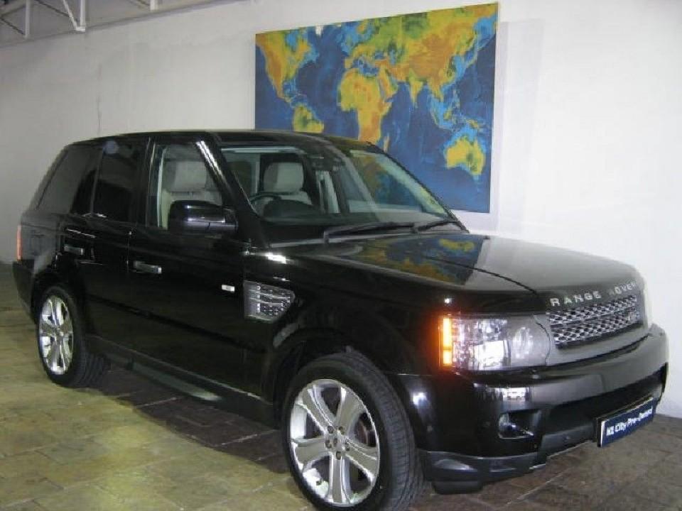 2010 Range Rover Sport v8 supercharged