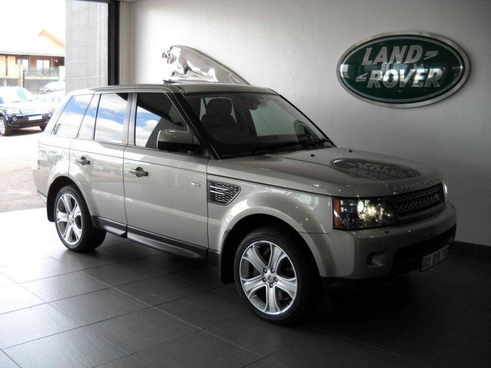 2011 Range Rover Sport V8 Supercharged
