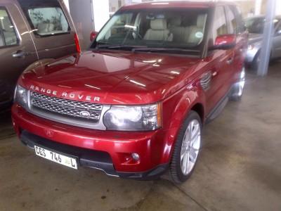 Used jaguar Range Rover Sport in Polokwane