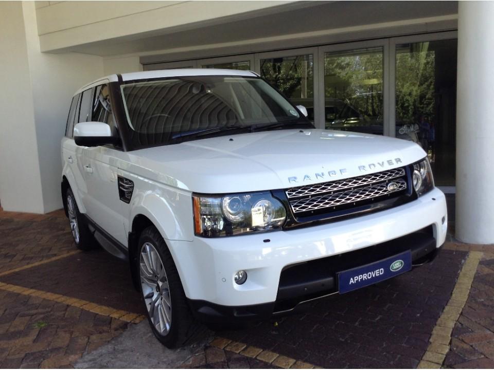 2012 Range Rover Sport sdv6 hse luxury