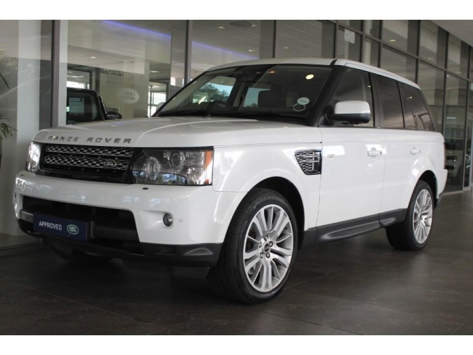 2012 Range Rover Sport SDV6 HSE Lux