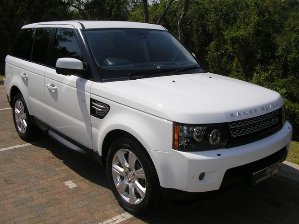 2013 Range Rover Sport HSE Lux