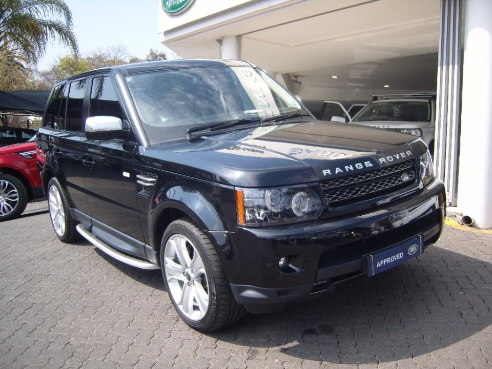 2013 Range Rover Sport SE