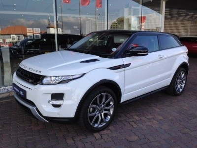 Used jaguar Range Rover Evoque Coupe in Oakdene