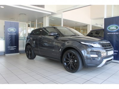 Used jaguar Range Rover Evoque Coupe in Durban
