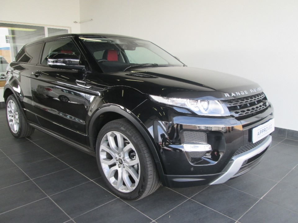 Evoque Coupe Pre Owned Land Rover Approved South Africa
