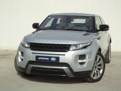 Used jaguar Evoque Coupe in Al Hamriya
