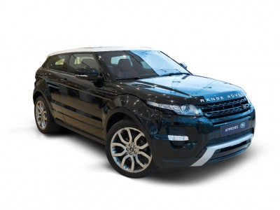 Used jaguar Evoque Coupe in Al-Khobar