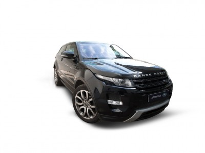 Used jaguar Evoque Coupe in Riyadh