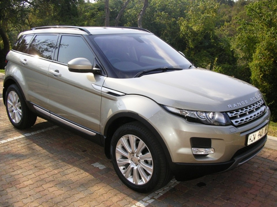 2014 Evoque 5 Door Prestige