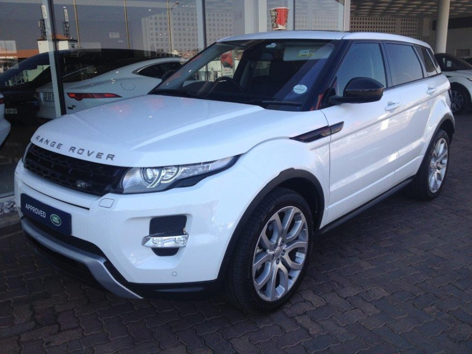 2014 Evoque 5 Door Dynamic