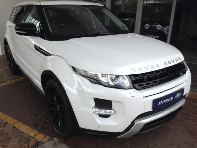 Used jaguar Evoque 5 Door in Stellenbosch