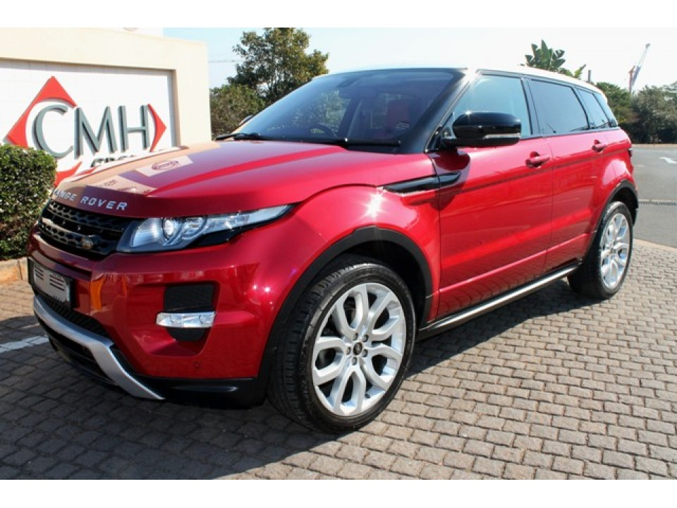 2013 evoque 5 door dynamic
