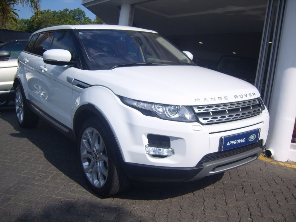 2012 Evoque 5 Door prestige