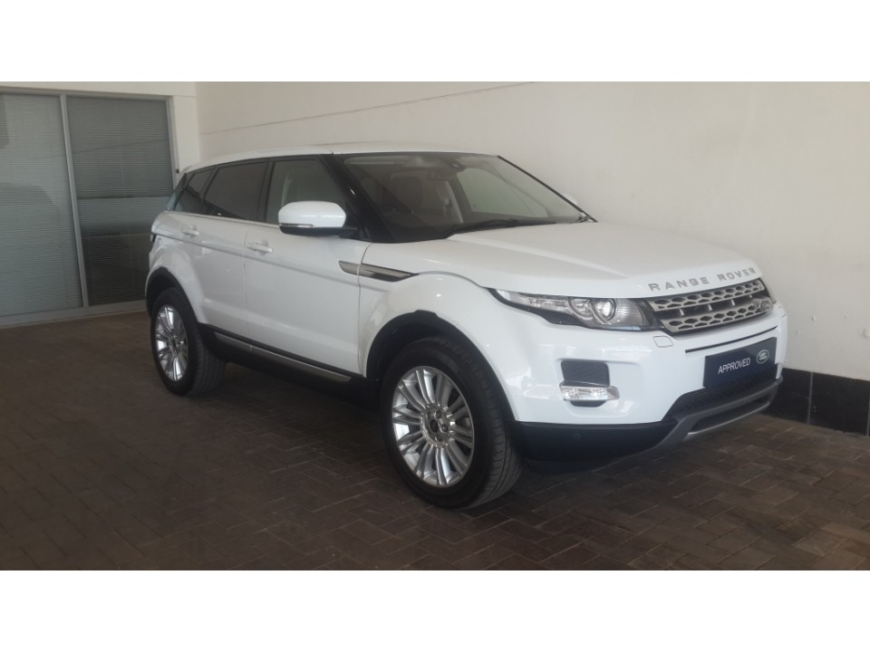 2013 Evoque 5 Door prestige