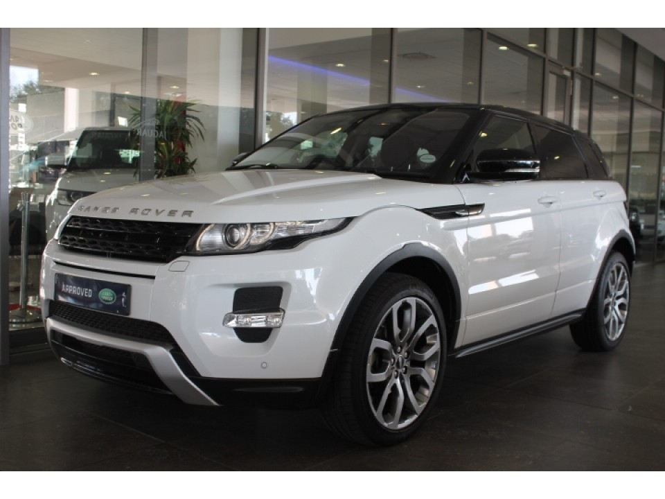 2012 Evoque 5 Door Dynamic