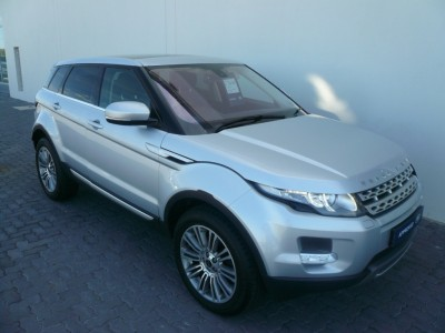 Used jaguar Evoque Coupe in Port Elizabeth