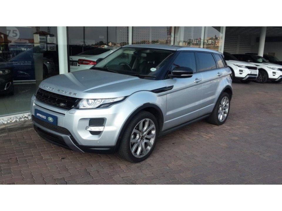 2013 Range Rover Evoque 5 Door Dynamic