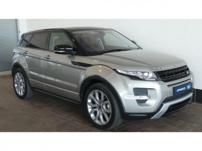 Used jaguar Range Rover Evoque Coupe in Silver Lakes