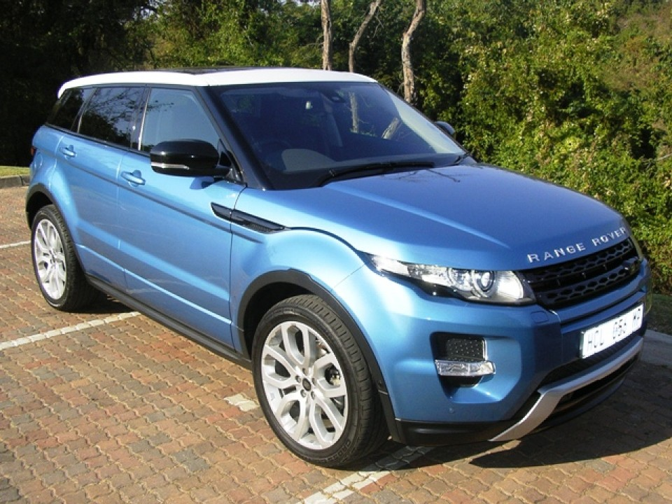 2013 Evoque 5 Door SD4