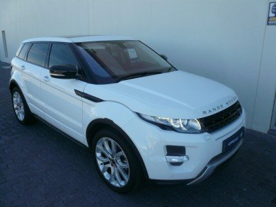 Used jaguar Evoque 5 Door in Port Elizabeth