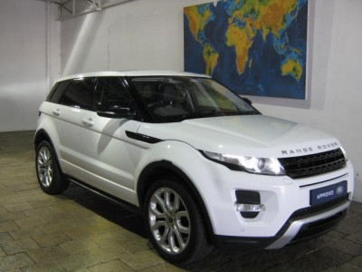 Used jaguar Evoque 5 Door in Goodwood