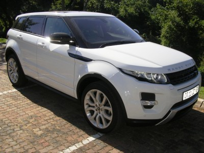 Used jaguar Evoque 5 Door in Nelspruit