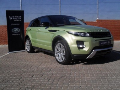 Used jaguar Evoque 5 Door in Witbank
