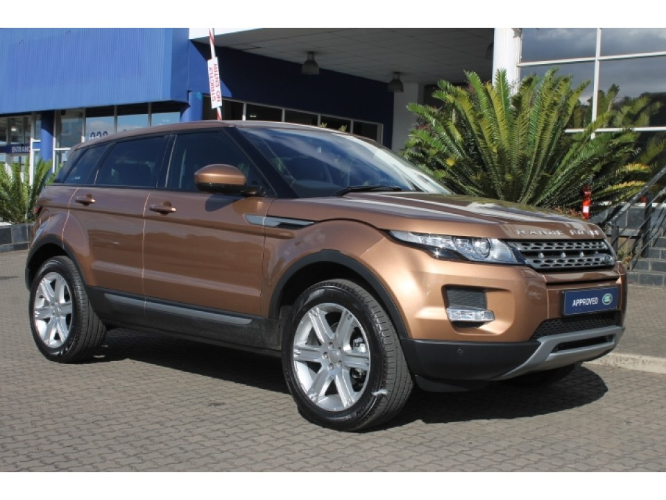 2014 Evoque 5 Door pure