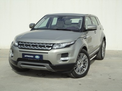 Used jaguar Evoque 5 Door in Al Hamriya