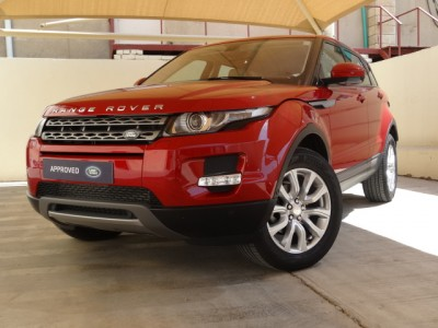 Used jaguar Evoque Coupe in Sulaymaniyah